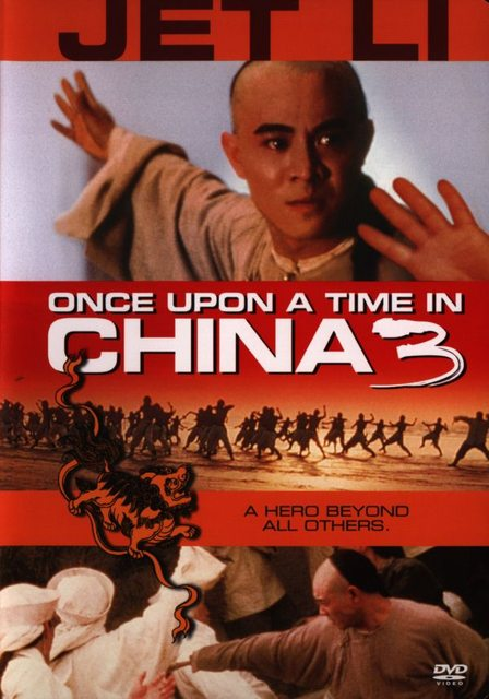 0599HDCA Hoàng Phi Hồng 3 – Once Upon a Time in China III