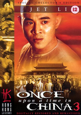 2635-TMCAVO Hoàng Phi Hồng 3 Once Upon a Time in China III