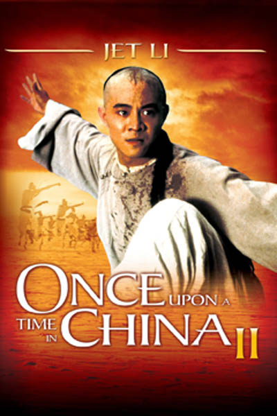 2636-TMCAVO Hoàng Phi Hồng 2 Once Upon a Time in China II