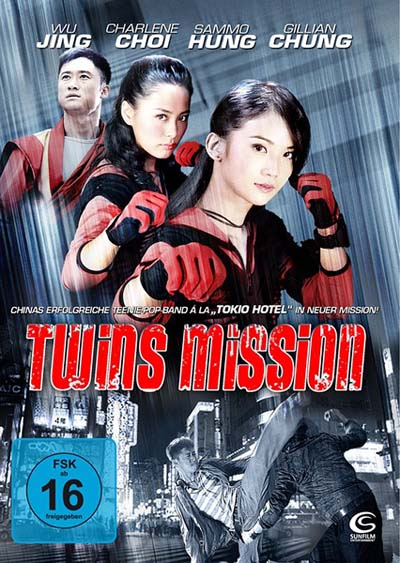 0768HDCA Song tử môn -Twins Mission