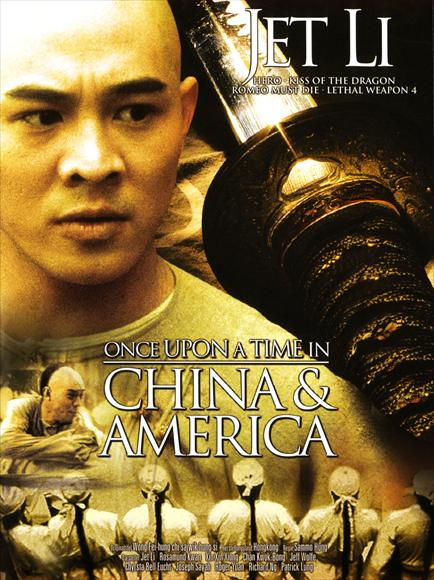 2634-TMCAVO Hoàng Phi Hồng 6 Once Upon a Time in China VI