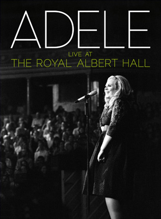 4125-NQT Adele – Live At The Royal Albert Hall