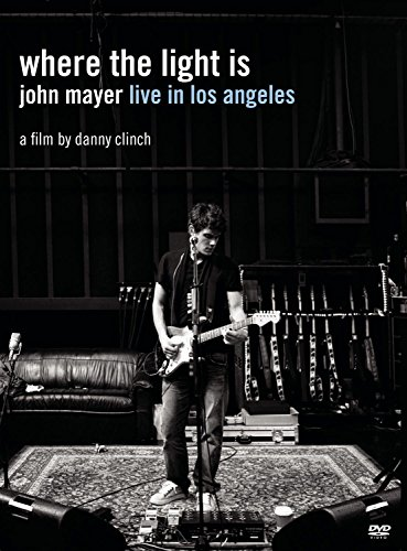 4169-NQT John Mayer Where The Light Is – Live In Los Angeles