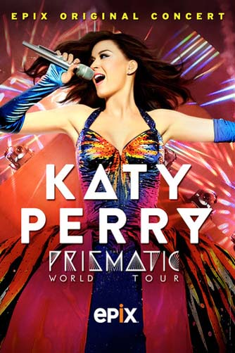 4110-LSQT Katy Perry The Prismatic World Tour