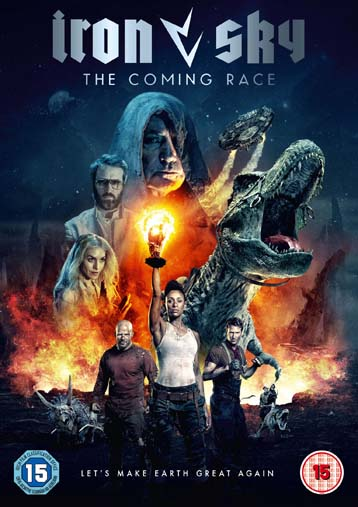 4655-BLHDVT Khủng Long Trỗi Dậy – Iron Sky 2 Iron Sky – The Coming Race