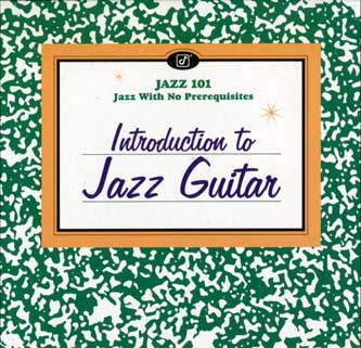 5392-LLHT Introduction to Jazz Guitar