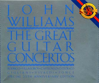 5400-LLHT John Williams – The Ultimate Guitar Collection
