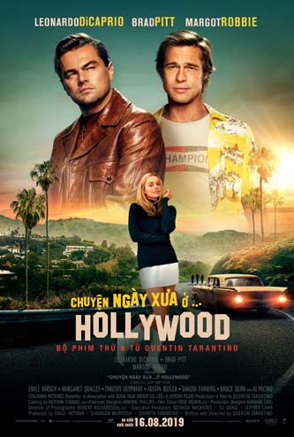 7313-4KTLHS Chuyện ngày xưa ở… Hollywood – Once Upon A Time In Hollywood