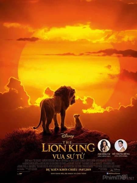 7315-4KHHHD Vua Sư Tử-The Lion King