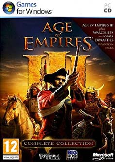 4962-GAPC Age of Empires III Complete Collection