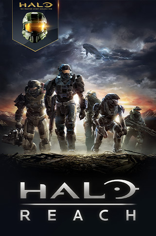 4973-GAPC Halo Reach Available Now with Halo The Master Chief